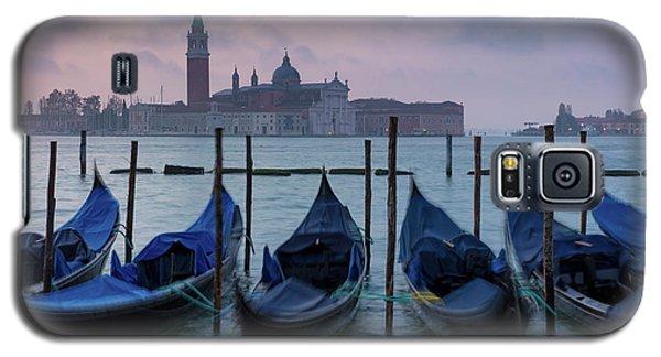 Galaxy S5 Case featuring the photograph Venice Dawn IIi by Brian Jannsen