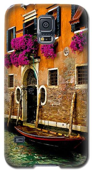 Venice Facade Galaxy S5 Case