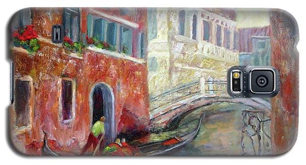 Venice Gondola Ride Galaxy S5 Case