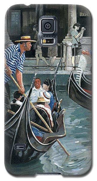 Venice. Il Bacino Orseolo Galaxy S5 Case