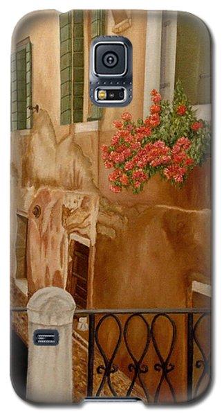 Venice In June Galaxy S5 Case