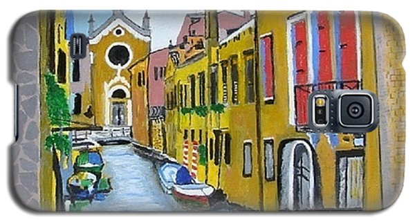 Venice In September Galaxy S5 Case