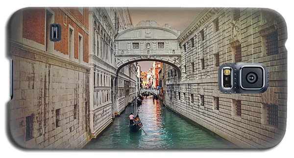 Venice Italy Bridge Of Sighs  Galaxy S5 Case