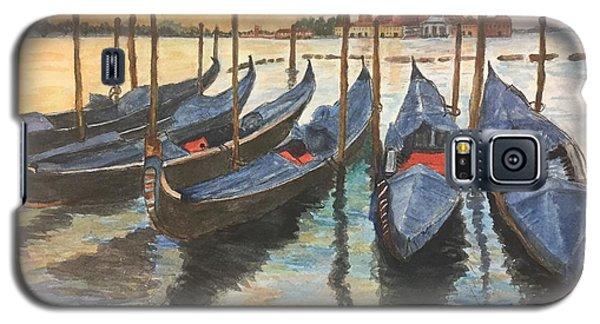 Venice Galaxy S5 Case by Lucia Grilletto