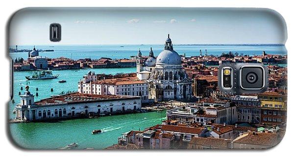 Venice Galaxy S5 Case by M G Whittingham