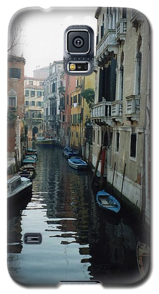 Galaxy S5 Case featuring the photograph Venice by Marna Edwards Flavell