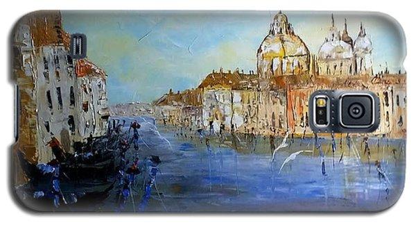 Venice Oil Sketch  Galaxy S5 Case