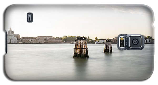 Venice Sunrise 00365 Galaxy S5 Case by Marco Missiaja