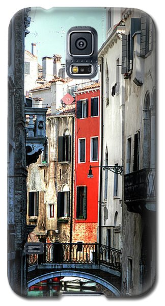 Galaxy S5 Case featuring the photograph Venice Xx by Tom Prendergast