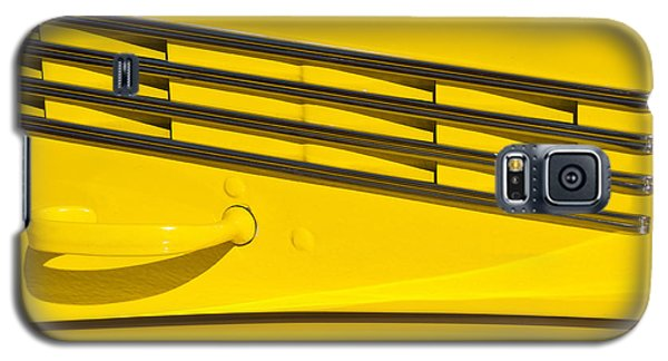 Vented Chrome To Yellow Galaxy S5 Case