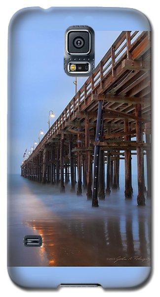 Ventura Ca Pier At Dawn Galaxy S5 Case