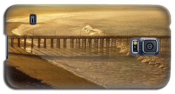 Ventura, Ca Pier At Sunrise Galaxy S5 Case