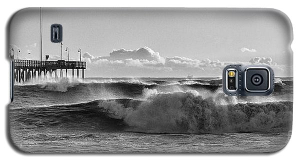 Ventura Pier El Nino 2016 Galaxy S5 Case
