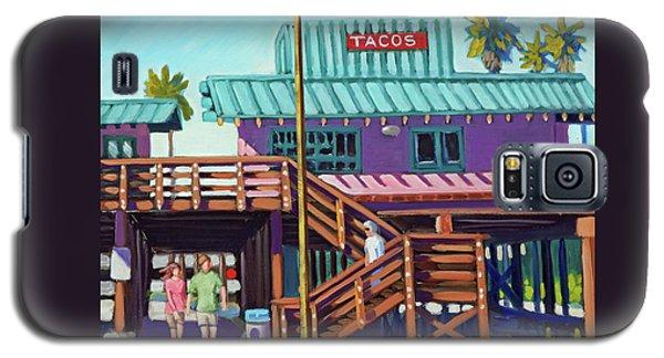 Ventura Pier - Tacos Galaxy S5 Case