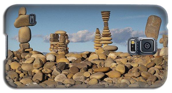 Ventura River Rock Art Galaxy S5 Case