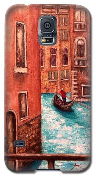Venice Galaxy S5 Case by Annamarie Sidella-Felts