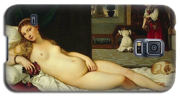 Venus Of Urbino  Galaxy S5 Case