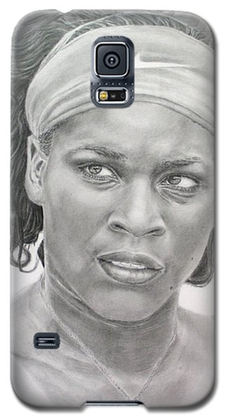 Venus Williams Galaxy S5 Case by Blackwater Studio