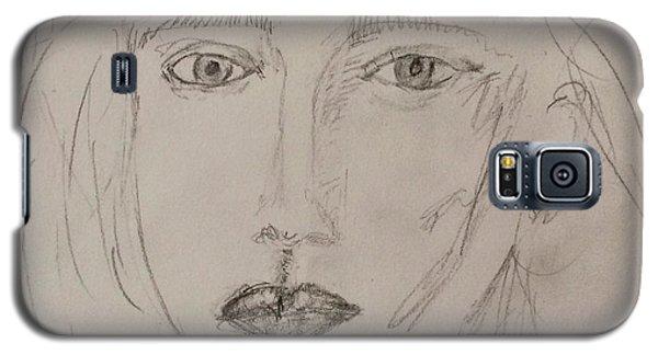 Vera In Pencil Galaxy S5 Case