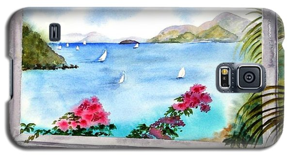 Veranda View Galaxy S5 Case