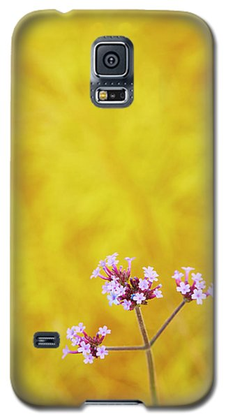 Verbena Galaxy S5 Case