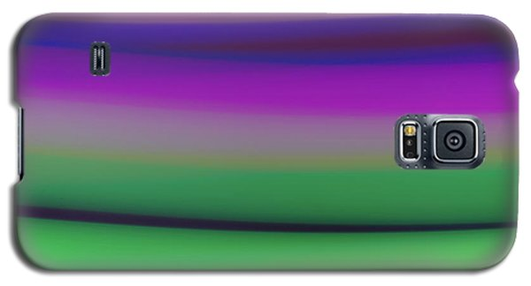 Verbena Stripe Galaxy S5 Case