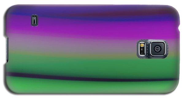 Verbena Stripe Galaxy S5 Case
