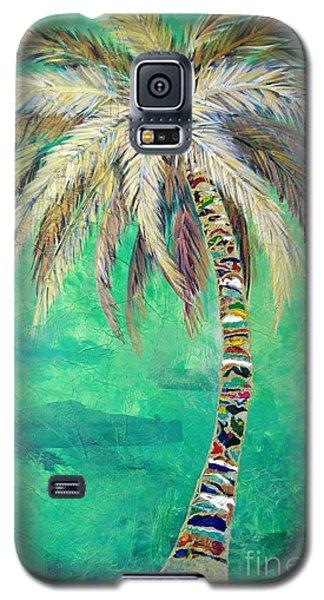 Verdant Palm Galaxy S5 Case
