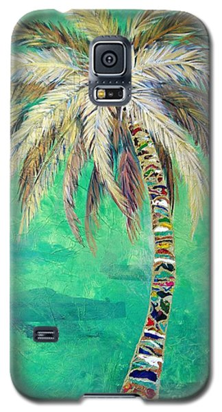 Verdant Palm Galaxy S5 Case