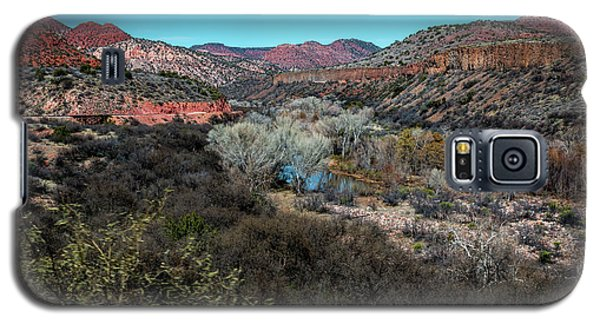 Verde Canyon Oasis Galaxy S5 Case