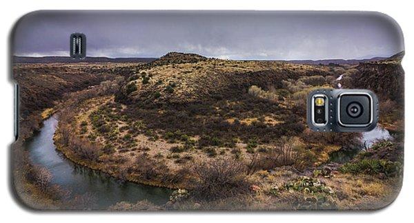 Verde River Horseshoe Galaxy S5 Case