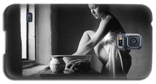 Vermeer Footwasher Galaxy S5 Case