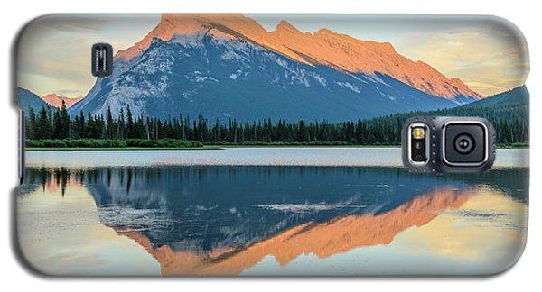 Vermillion Lakes Galaxy S5 Case