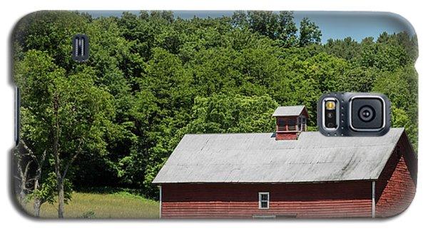 Vermont Barn Galaxy S5 Case