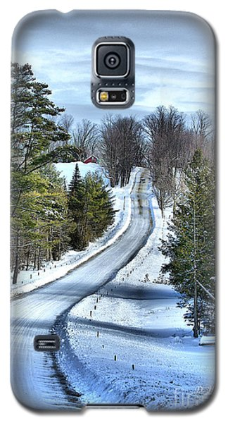 Vermont Country Landscape Galaxy S5 Case
