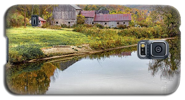 Vermont Countryside Galaxy S5 Case