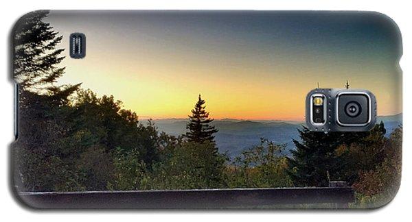 Vermont Evening Galaxy S5 Case