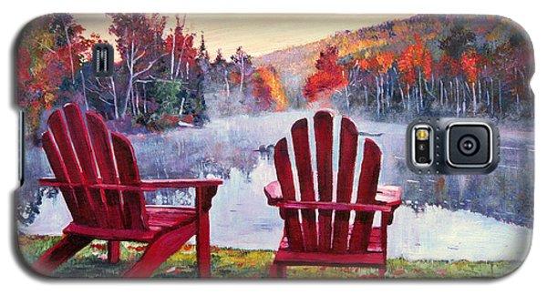 Vermont Romance Galaxy S5 Case