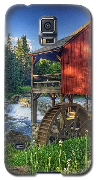 Vermont Waterfall Galaxy S5 Case