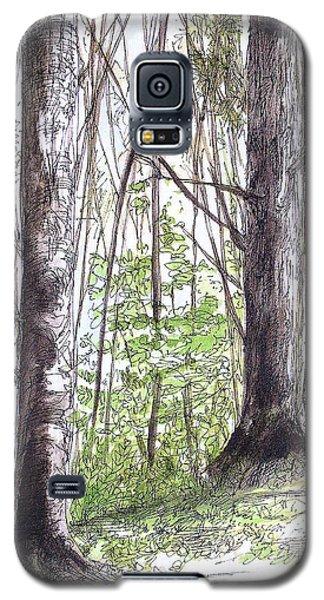 Vermont Woods Galaxy S5 Case
