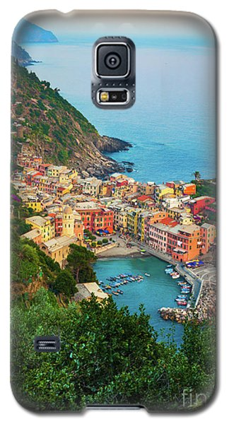 Vernazza From Above Galaxy S5 Case