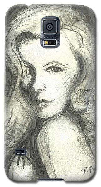 Veronica Lake Galaxy S5 Case