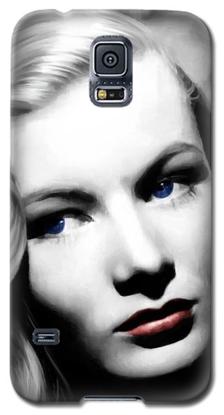 Veronica Lake Portrait #1 Galaxy S5 Case