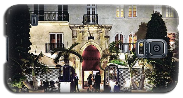 Versace Mansion South Beach Galaxy S5 Case
