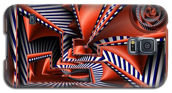 Vertigo Galaxy S5 Case by Ron Bissett