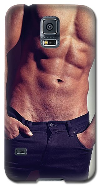 Very Sexy Man With Great Body Galaxy S5 Case