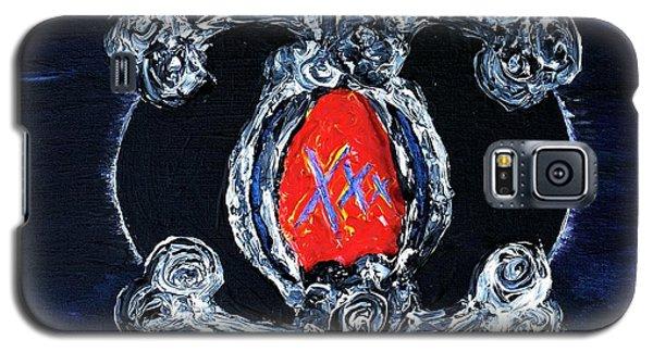 Vesica Black Suns Galaxy S5 Case