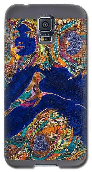 Vesica  Pisces Galaxy S5 Case by Apanaki Temitayo M