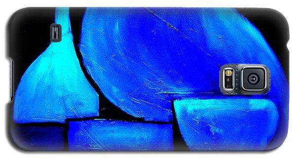 Vessels Blue Galaxy S5 Case