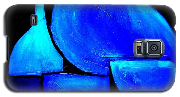 Vessels Blue Galaxy S5 Case